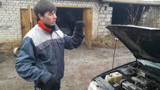 видео Как выгнать воздух из системы охлаждения на ВАЗ 2114: Воздушная пробка