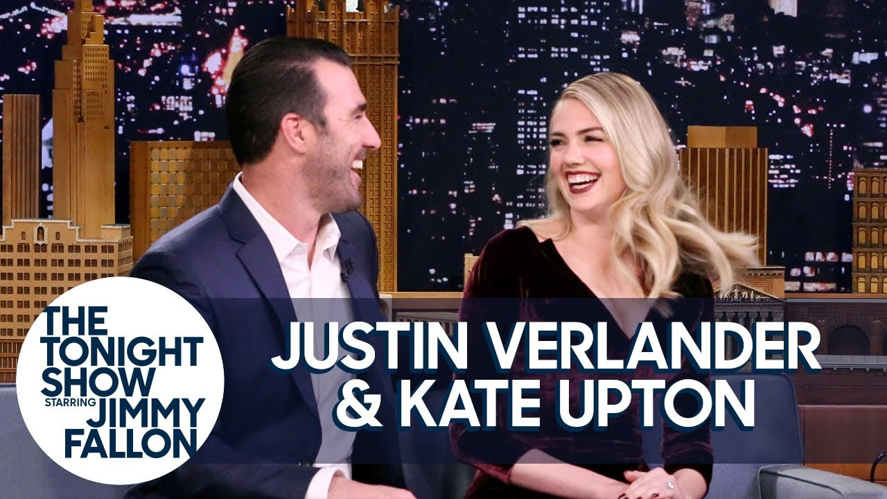 Kate Upton, Justin Verlander are having a baby