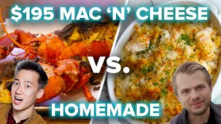 $195 Mac 'N' Cheese vs. Homemade