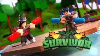 Roblox Survivor - Flames Fires Dramas