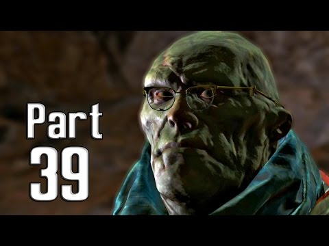 Fallout 4 - Part 39 | Glowing Sea | Virgil | Crater of Atom |