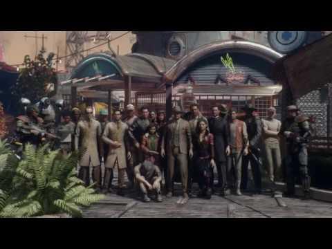 Fallout 4 Mod Showcase - Diamond City: The Great Green Jewel V1.5