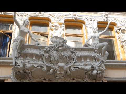"""Гостиница «Пассаж», Одесса / Hotel """"Passage"""", the city of Odessa"""