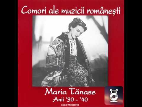 Maria Tănase - Să știi fă că te-am iubit