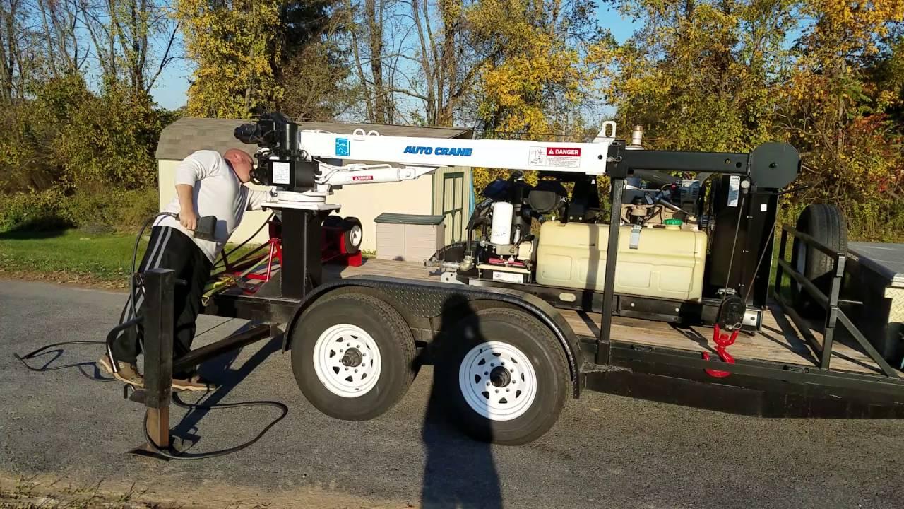 medium resolution of auto crane demonstration