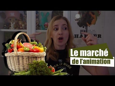 Petit Monde #3 - Le marché de l'animation