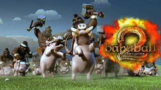 Bahubali 2 Trailer Clash of Clans COC Version in Hindi