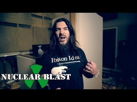 MACHINE HEAD - Bloodstone & Diamonds: Production Blog #3 (OFFICIAL)
