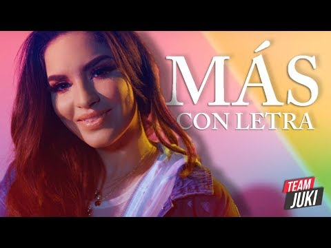 MÁS - Kimberly Loaiza | LETRA