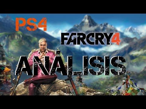 Far Cry 4 - Análisis Comentado en Español PS4