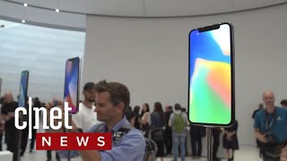 Apple iPhone X is all about your face