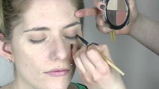 La Bella Donna Makeup Tutorial | askderm Thumbnail