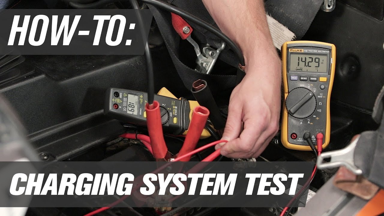 How To Test The Charging System On A Motorcycle  Atv