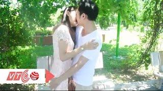 Dùng tiền hôn người lạ: Con gái Việt quá dễ dãi? | VTC