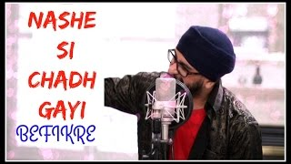 Download Hindi Video Songs - Nashe Si Chadh Gayi |Archit S| (Remix) Music Cover | #Befikre | Arijit Singh | Nashe Si Chad Gayi|