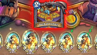 The Stupidest Game of Hearthstone I've ever played