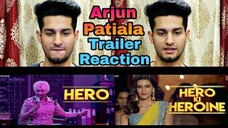 Arjun Patiala : Official Trailer | Reaction | Diljit, Kriti, Varun | Mr Sethi