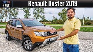 Renault Duster 2019 - ¿Ha mejorado?   Prueba completa