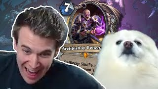 (Hearthstone) A Desperate Grind