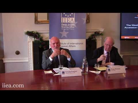 Erwan Fouéré - The Western Balkan Region - Is Accession to the EU Still a Reality?