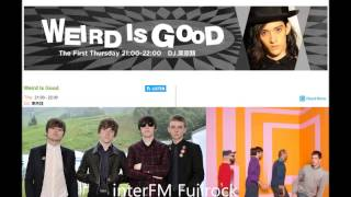 2014年フジロック音源+インタビュー The Strypes OK GO.