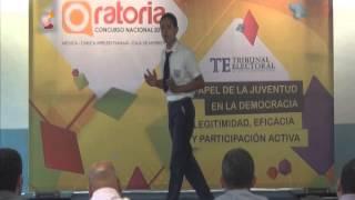 Pre-selección regional de la provincia de Darién - Oratoria 2013