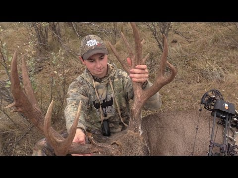 "Giant 200"" Mule Deer Bowkill S3 Ep4 ""The Gift"""