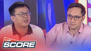 The Score: Adrian Dy's take on 2018 NBA Playoffs