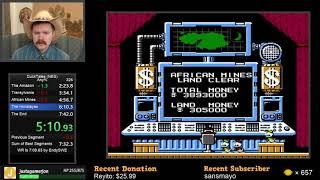 DuckTales NES speedrun in 7:41 by Arcus