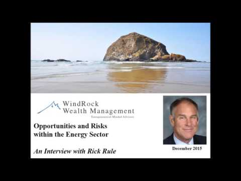 Opportunities and Risks within the Energy Sector