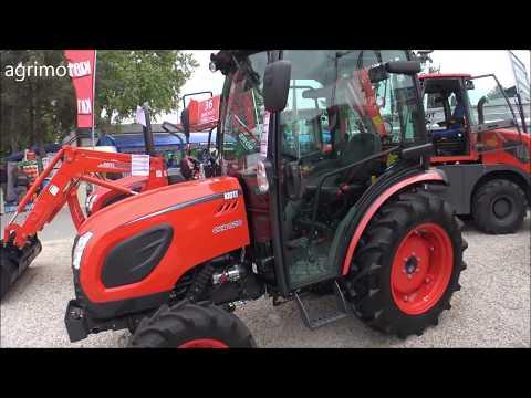 Kioti Tractor - Myhiton
