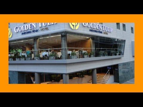 Hotel Fenix 4* - 978 OPINIONES - Les Escaldes - Andorra