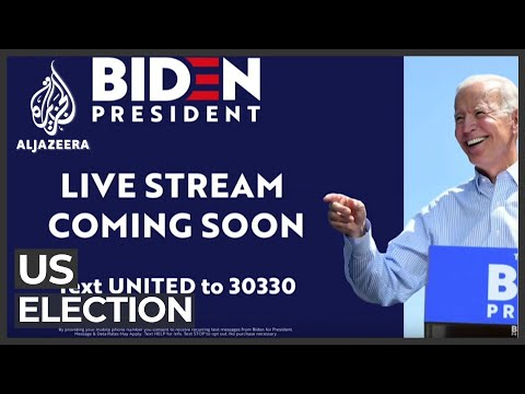 COVID-19: US presidential campaigning moves to digital arena