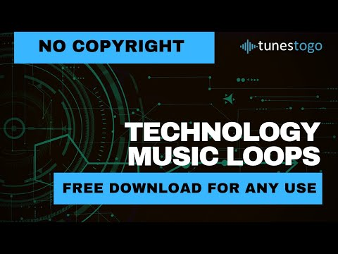 Free Download | Modern Technology Background Music Loops