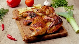 Как запечь курицу в духовке - Рецепты от Со Вкусом
