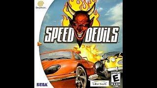 DREAMCAST NTSC GAMES: Speed Devils