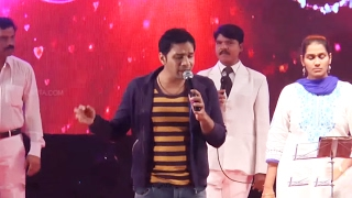 Karthik | Live Stage Performance | Tamil Songs | Malayalam Stage Show 2016 | Malayalam | Stage | New