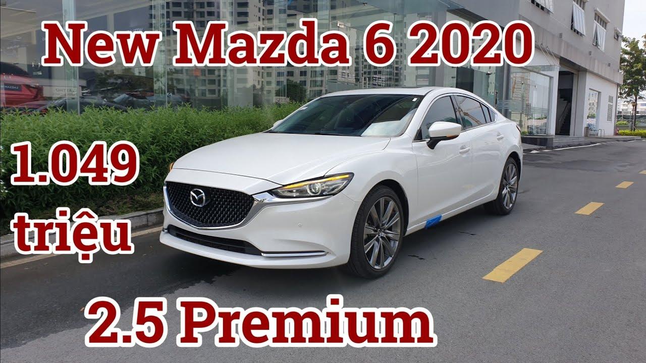 New Mazda 6 2020 bản 2.5 Premium công nghệ có đủ xài? | Hải Channel