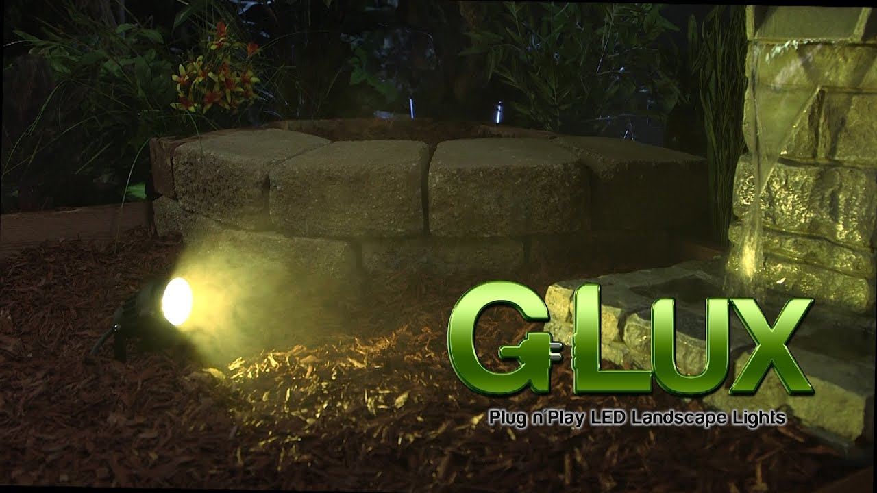 Landscaping LED Spot Light G LUX Series 5 Watt High Power
