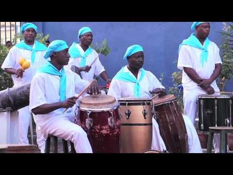 Cantos a Alua, Arara - Grupo Afrocuba de Matanzas