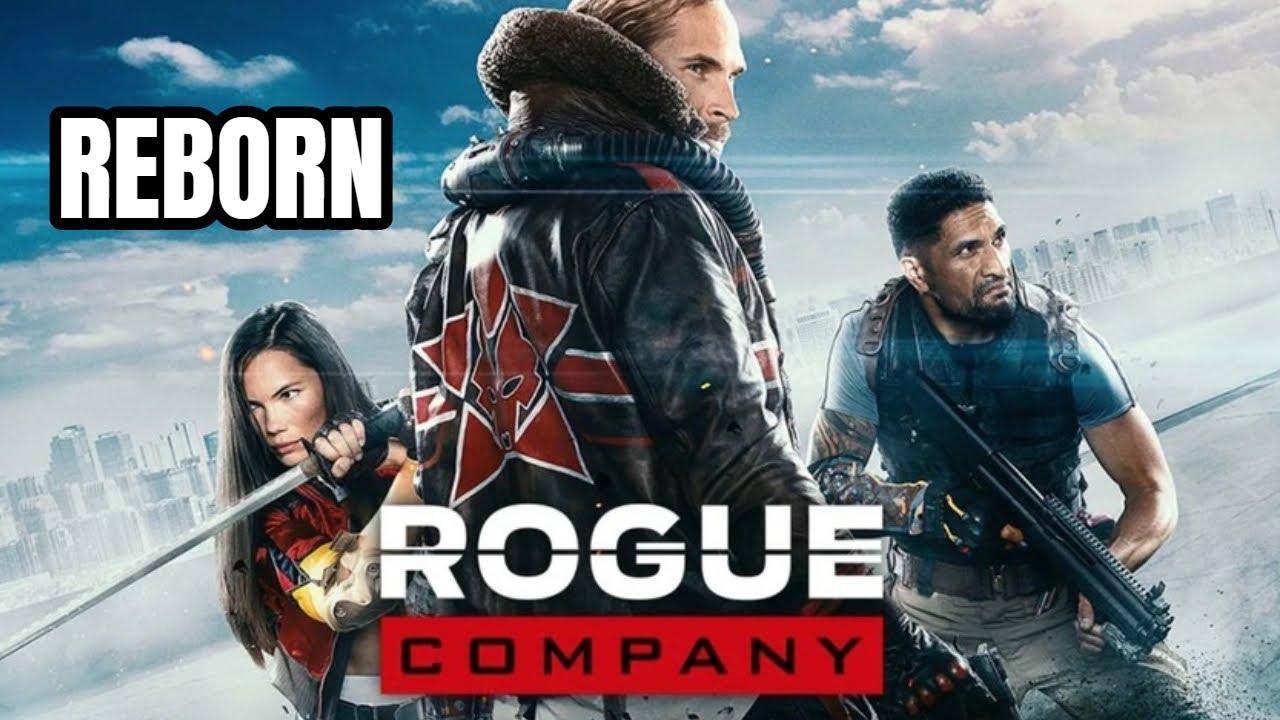 REBORN Y AURON EN ROGUE COMPANY