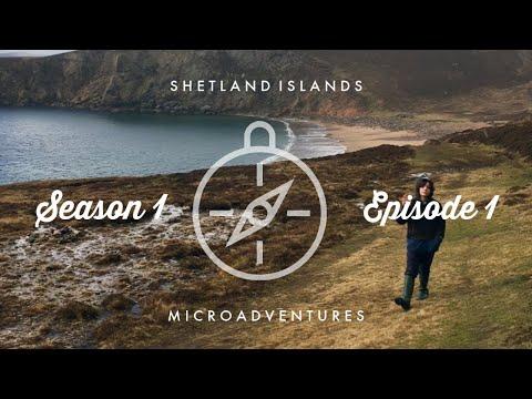Muckle Roe - Shetland Microadventures S1: E1