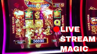 🔴LIVE $500 Part 2 of 2 🎰 from San Manuel Casino 💰BCSLOTS