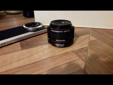 PART2 - How to attach a lens to Lumix DMC CM1