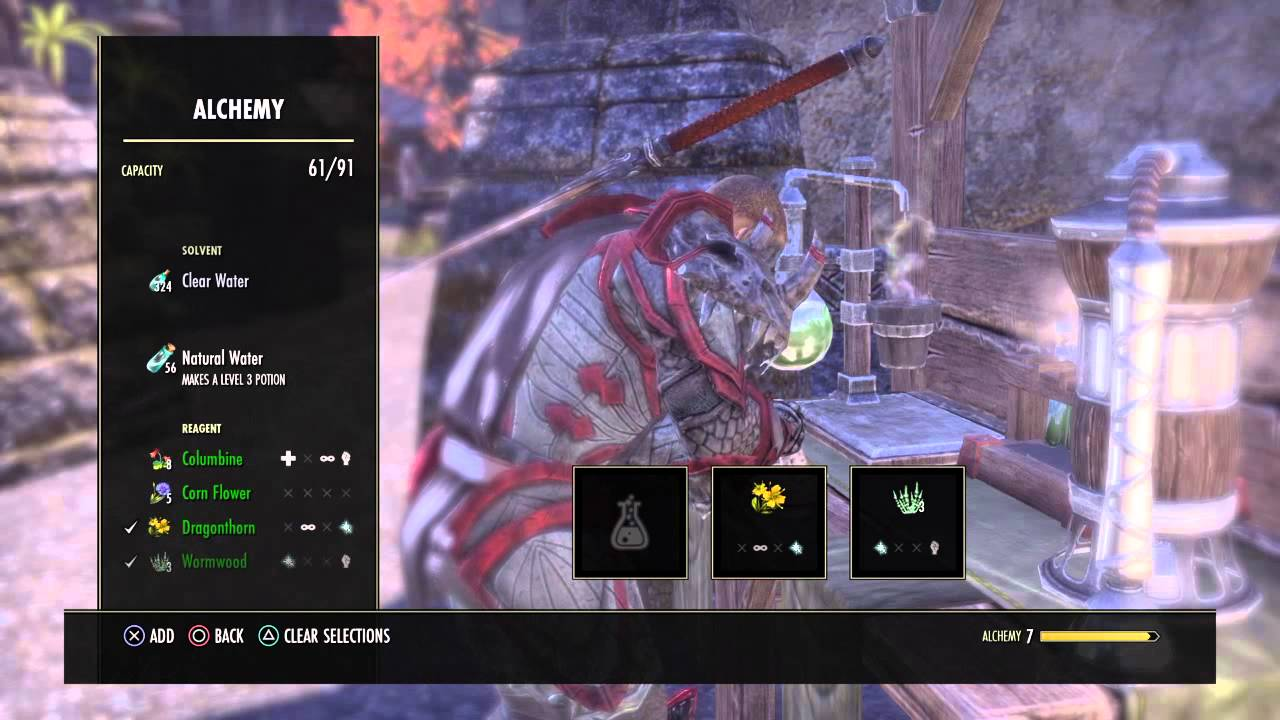 Craft Essence Of Magicka Eso