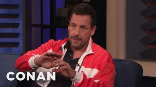 Adam Sandler On Hosting