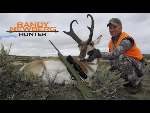 Hunting Wyoming Antelope with Randy Newberg FT S3 E2