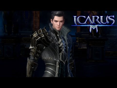 Icarus M Gameplay (OPEN WORLD MMORPG ) [KR] CBT Android / IOS