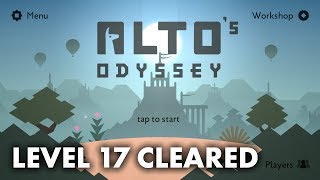 Alto's Odyssey - Level 17 Goals and Walkthrough
