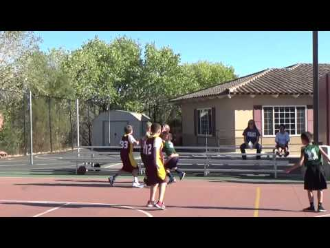 DELPHI ACADEMY of Los Angeles ES Boys Basketball